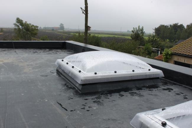 dakwerken de kappe dakvenster koepels